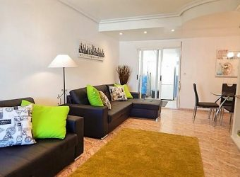 BP147 Lovely 2 bed Townhouse in La Regia