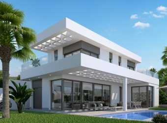 Brand New Listing Limited number of Superb Villas in Finestrat