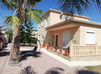BP1941 Superb Detached Villa Valle de Sol Alicante