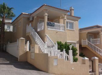 BP1954 Detached 2 Bed Villa with Underbuild Villamartin €156, 995