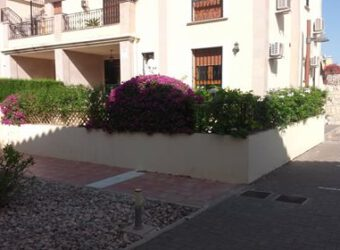 BP1964 Beautiful 2 bed Ground floor Apart La Finca
