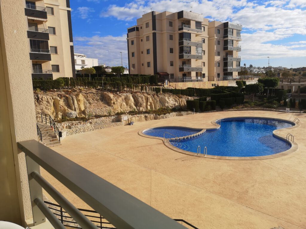 BP1980 2 Bed South facing apartment San Miguel De Salinas